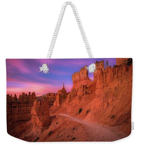 Bryce Trails Weekender Tote Bag