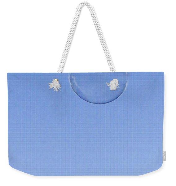 Bubbled Weekender Tote Bag