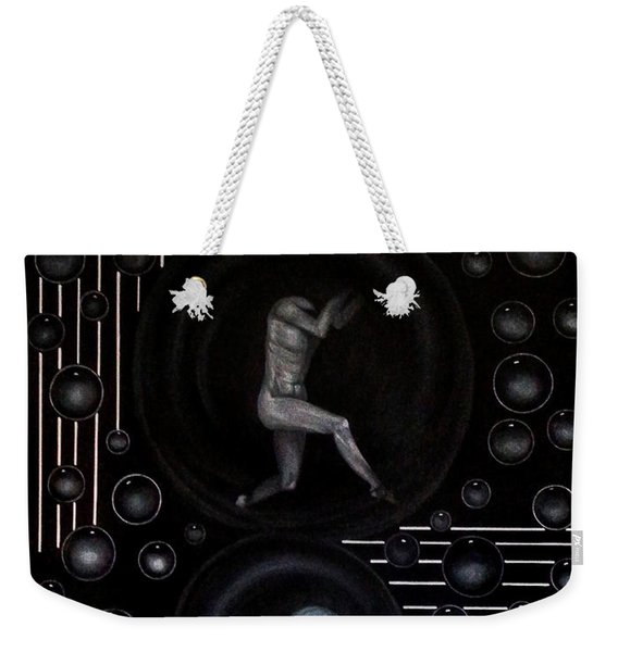 Bubbles Of Life Weekender Tote Bag