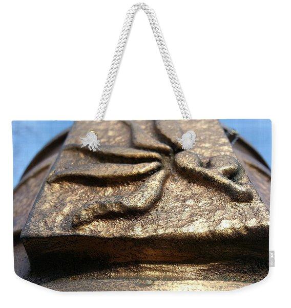 Buckeye Collar Weekender Tote Bag