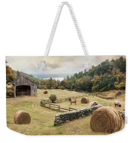 Bucolic Weekender Tote Bag