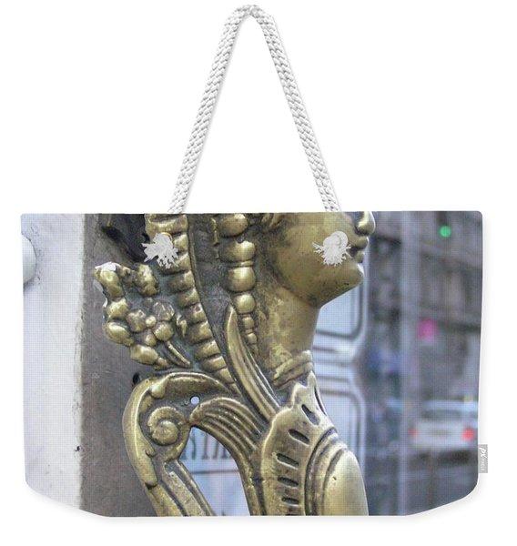 Budapestlady Weekender Tote Bag