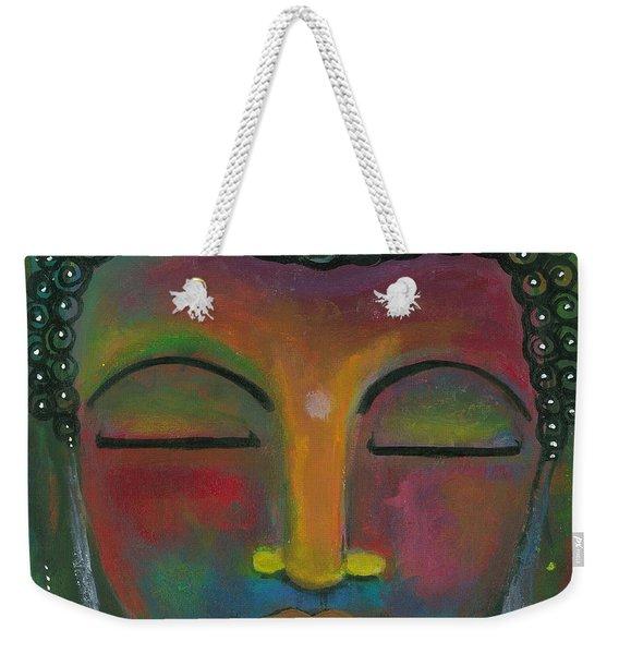 Buddha Painting Weekender Tote Bag