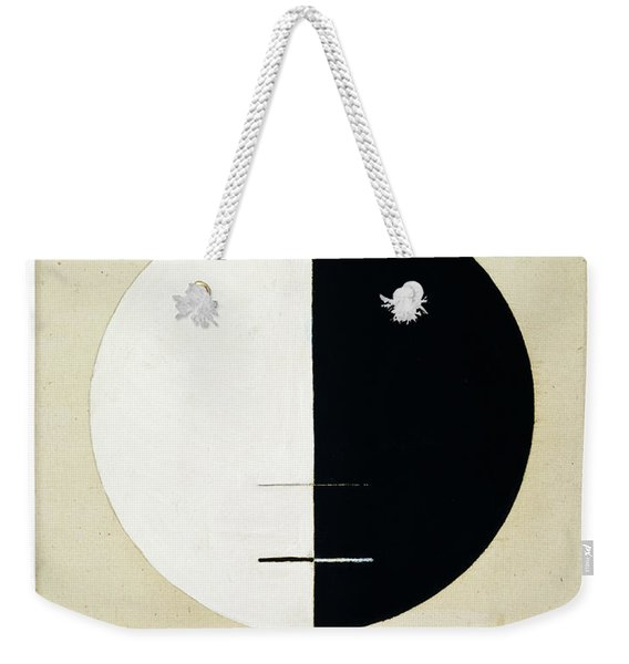 Buddhas Standpoint In The Earthly Weekender Tote Bag