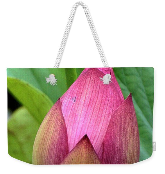 Budding Weekender Tote Bag