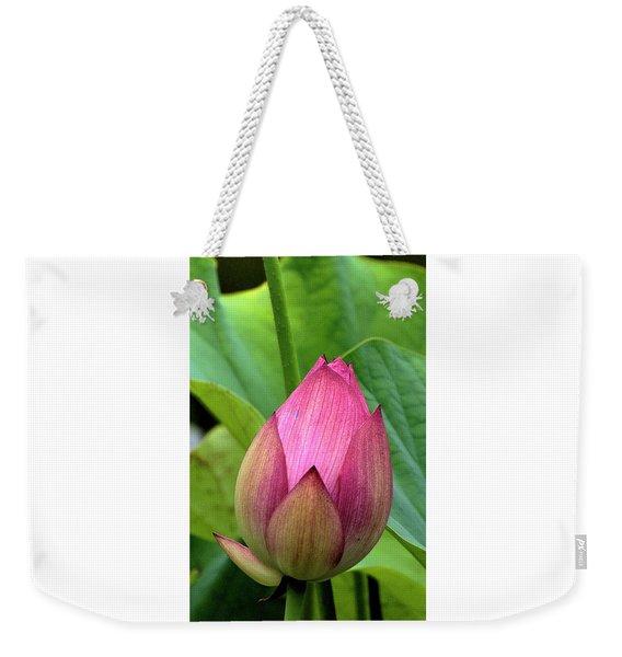 Budding Weekender Tote Bag
