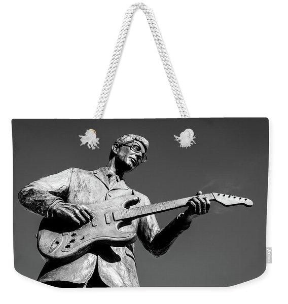 Buddy Holly 4 Weekender Tote Bag