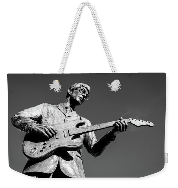 Buddy Holly 4 Weekender Tote Bag