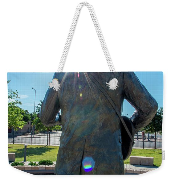 Buddy Holly 6 Weekender Tote Bag