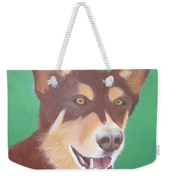 Buddy Weekender Tote Bag