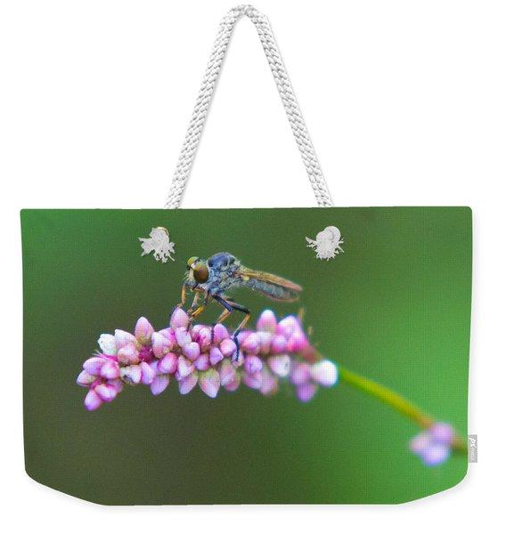 Bug Eyed Weekender Tote Bag