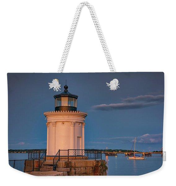 Bug Light Aglow Weekender Tote Bag