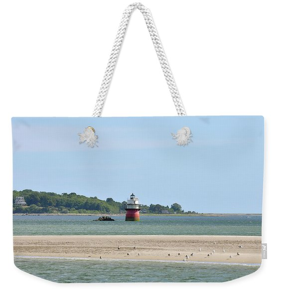 Bug Light Weekender Tote Bag