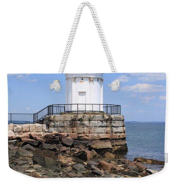 Bug Lighthouse Weekender Tote Bag
