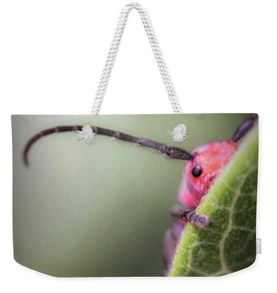 Bug Untitled Weekender Tote Bag