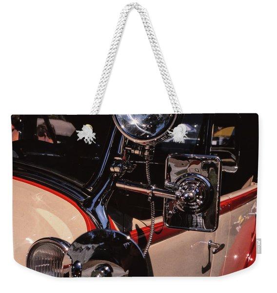 Buick Phaeton Weekender Tote Bag