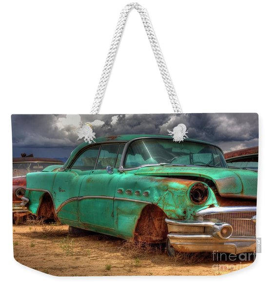 Buick Super Weekender Tote Bag