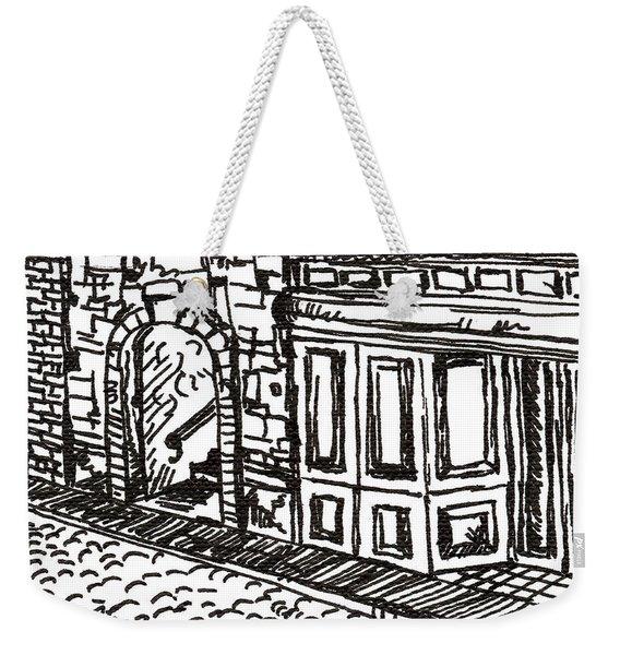 Buildings 2 2015 - Aceo Weekender Tote Bag