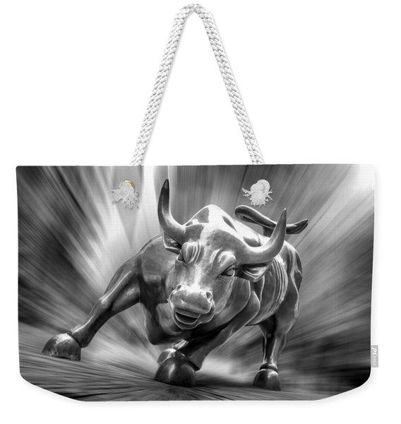 Bull Market Weekender Tote Bag