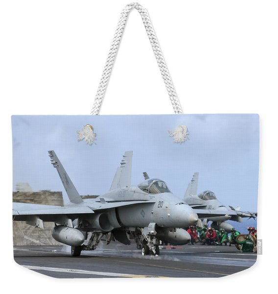 Bulls Ready To Launch Weekender Tote Bag