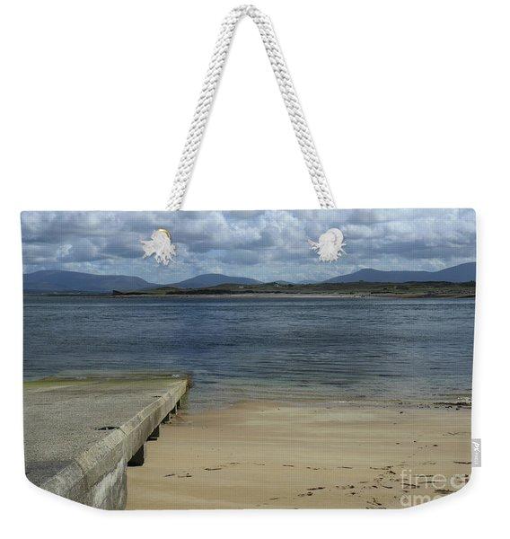 Bullsmouth Slipway Weekender Tote Bag