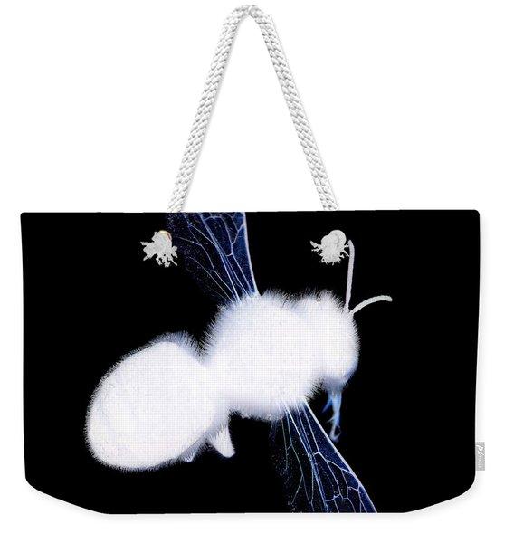 Bumble Bee Weekender Tote Bag