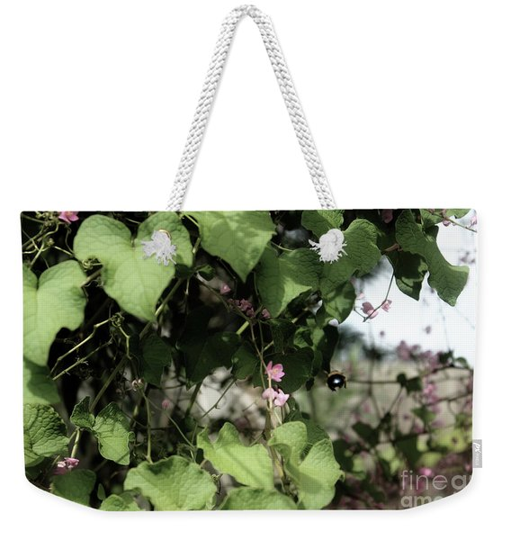 Bumble Bum Weekender Tote Bag