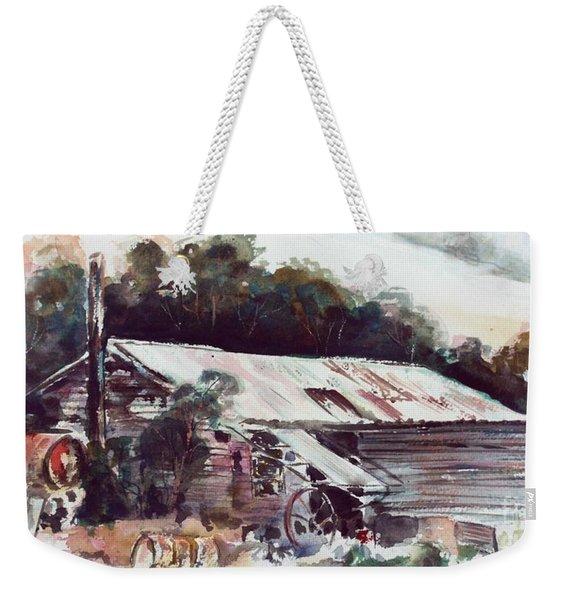 Buninyong Dairy Weekender Tote Bag