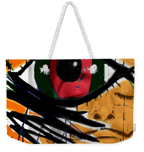 Bunuel Chien Andalou Poster  Weekender Tote Bag