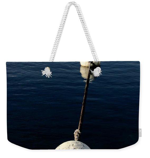 Buoy Descending Weekender Tote Bag