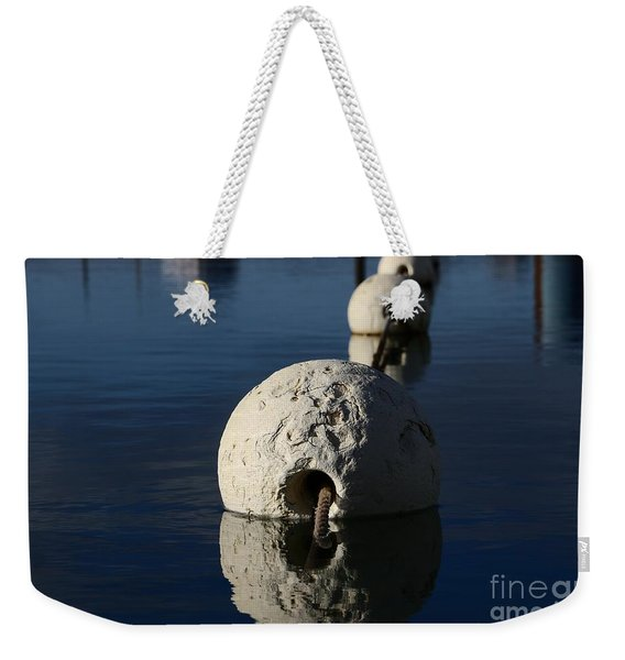 Buoy Upfront Weekender Tote Bag