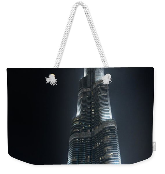 Burj Khalifa Weekender Tote Bag