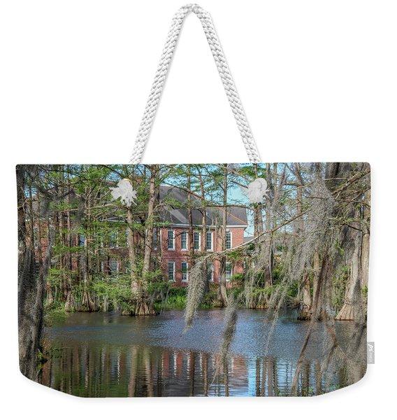 Burke Hall Cypress Lake Weekender Tote Bag