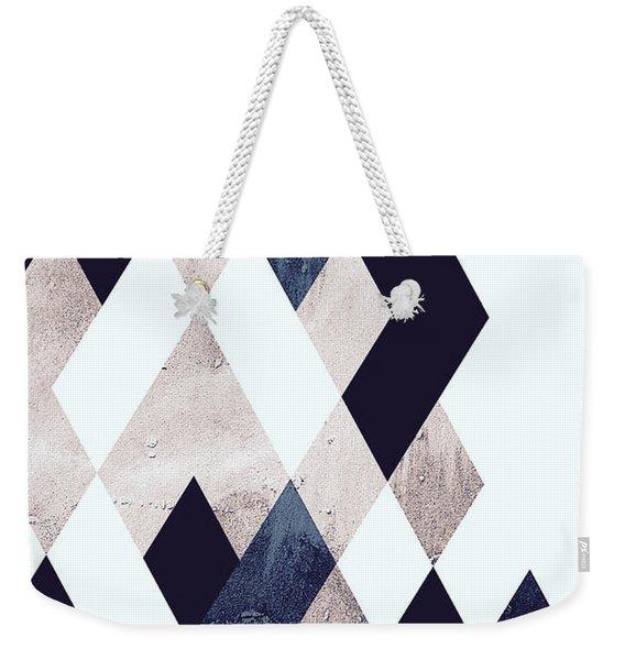 Burlesque Texture Weekender Tote Bag