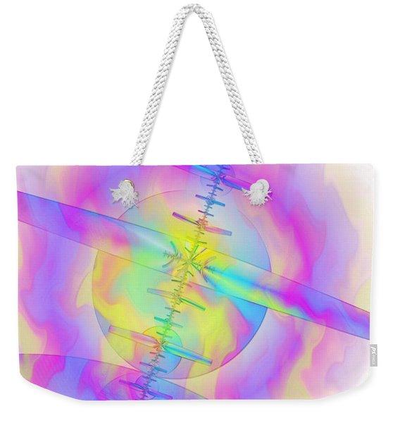 Burning Sensations Weekender Tote Bag