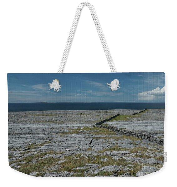 Burren Collection Weekender Tote Bag