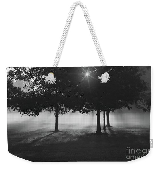 Burst Of Morning Sun Weekender Tote Bag