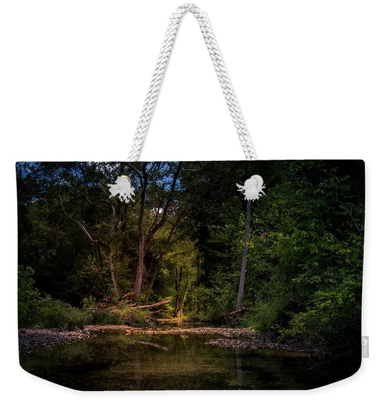 Busiek State Forest Weekender Tote Bag