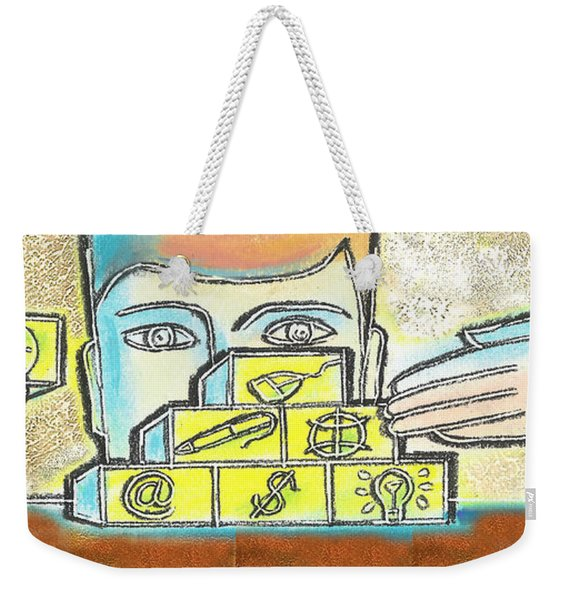 Business Plan Weekender Tote Bag