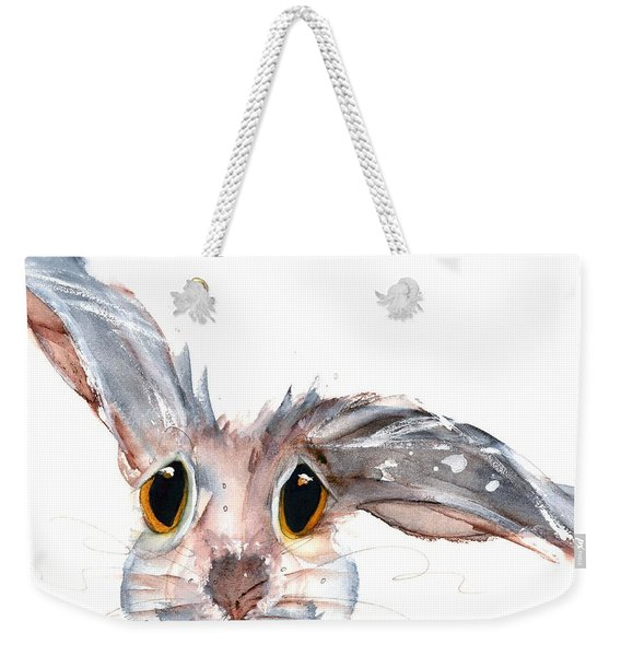 Buster Weekender Tote Bag