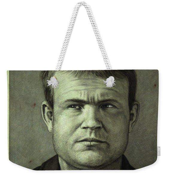 Butch Cassidy Weekender Tote Bag