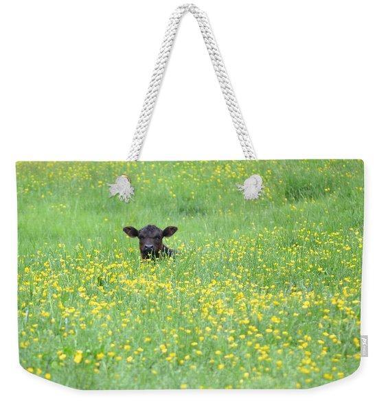 Buttercup Weekender Tote Bag