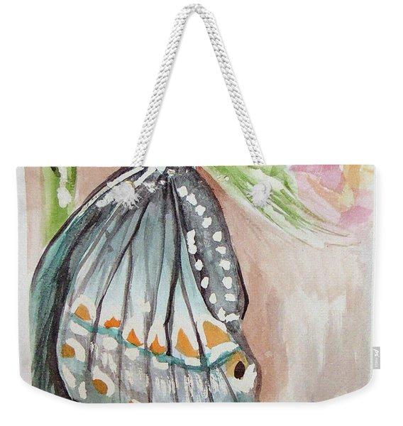 Butterfly 4 Weekender Tote Bag