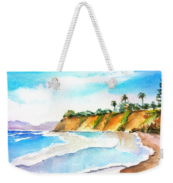 Butterfly Beach Santa Barbara Weekender Tote Bag