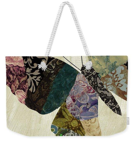 Butterfly Brocade I Weekender Tote Bag