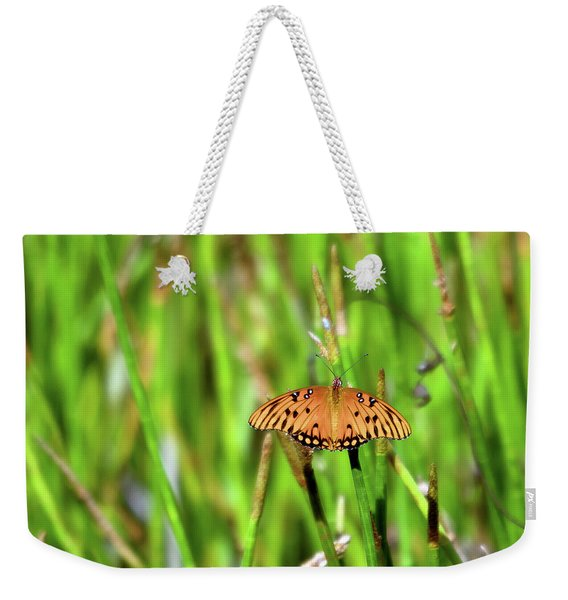 Butterfly Dream Weekender Tote Bag
