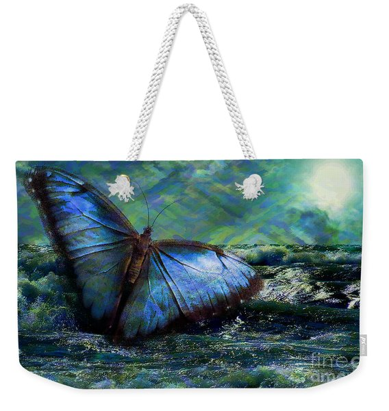 Butterfly Dreams 2015 Weekender Tote Bag