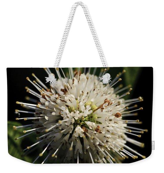 Buttom Bush Weekender Tote Bag