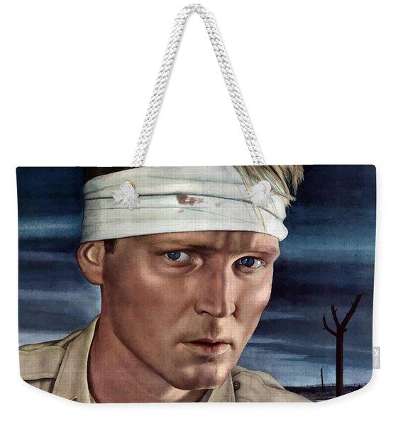 Buy War Bonds Weekender Tote Bag