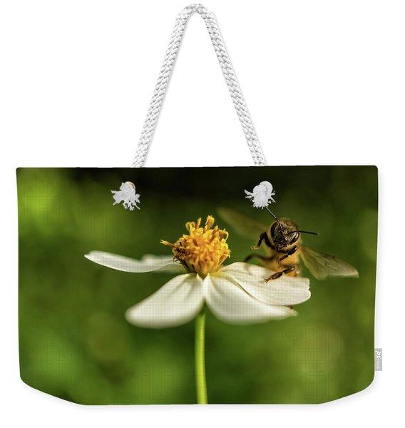 Buzz Off Weekender Tote Bag
